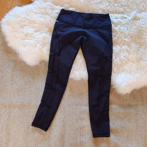 Tonic Leggings With Mesh Inserts